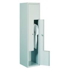Одежный шкаф металлич SUL 41
