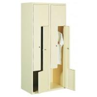 Одежный шкаф металлический SUL 42