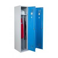 Одежный шкаф металлический SUM 420 п