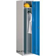 Одежный шкаф металлический SUM 410