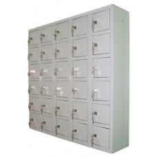 Шкаф для гаджетов ячеечный WSS 30