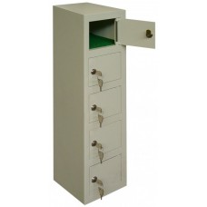 Шкаф для гаджетов ячеечный WSS 5