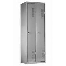 Шкаф металлический для одежды Gross 1018
