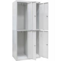 Одежный шкаф ШОМ-400 /2-4